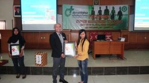 22 Piagam Penghargaan Juara Training SMK3 Midiatama