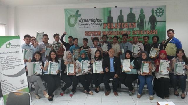 23. Pelatihan Sistem Manajemen Terpadu SMK3