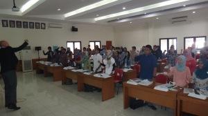 5 Peserta training Dynamiqhse