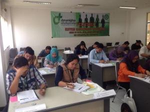 7. Peserta Training K3L Dynamiqhse