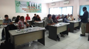Pelatihan Sistem Manajemen Integrasi Midiatama