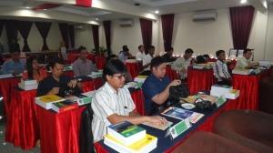 Peserta Pelatihan Ahli K3 Umum Palembang