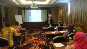 1. Instruktur Training Sosialisasi SMK3 Bandung
