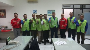 10. Peserta Training Armitindo