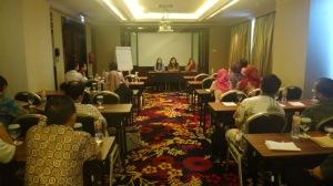 12. Acara Penutupan Sosialisasi SMK3 Bandung