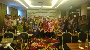 14. Foto Bersama Sosialisasi SMK3 Bandung Kemnaker RI