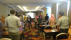 2. Instruktur Pelatihan SMK3 Muhammad Deny