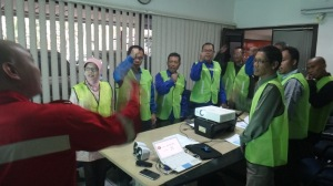 2. Semangat Peserta Training