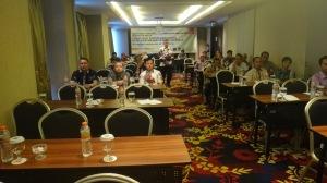 9. Sosialisasi Implementasi SMK3 Bandung