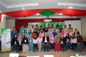 1. Pelatihan Manajemen Integrasi Palembang