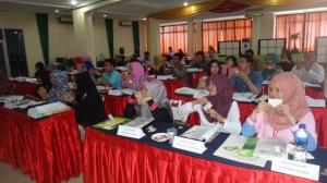 10. Pelatihan Sistem Manajemen Integrasi Mahasiswa Palembang