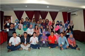 12. Training Sistem Manajemen Integrasi Palembang