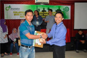 16. Juara Pelatihan ISO 14001 Palembang