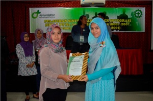 20. Juara Training ISO 9001