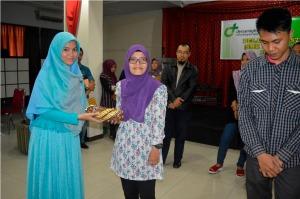 21. Juara Training SMK3
