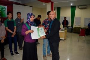 33. Pelatihan Mahasiswa ISO 9001