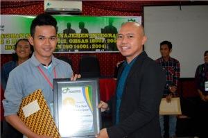 39. Pelatihan Mahasiswa ISO 14001