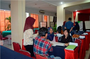4. Workshop HIRARC Palembang