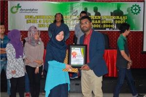 40. Peserta Training SMK3 Palembang