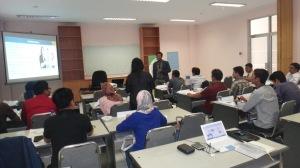 2. Pelatihan Accindent Investigation Mahasiswa