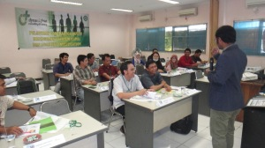 3. Training Accindent Investigation untuk Mahasiswa