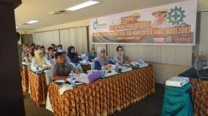 1. Training Sistem Manajemen Integrasi Medan