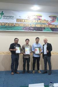 102. Sistem Manajemen K3 SMK3 PP 50 2012 Medan