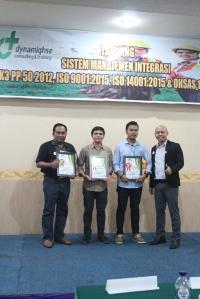 103. Sistem Manajemen K3 SMK3 PP 50 2012 Medan