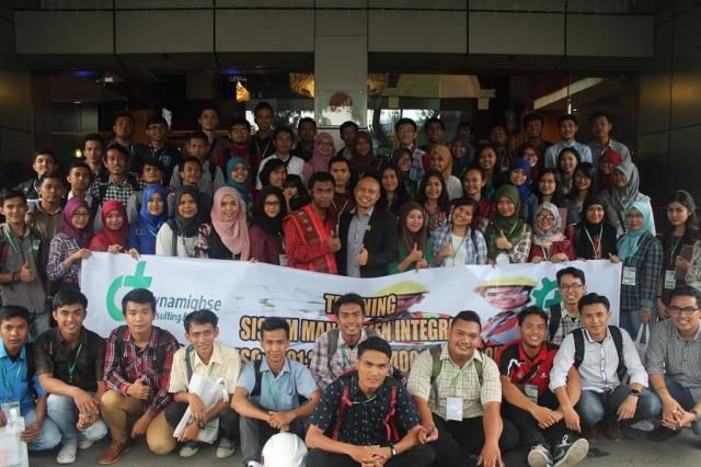 104. Training OHSAS 18001 Medan