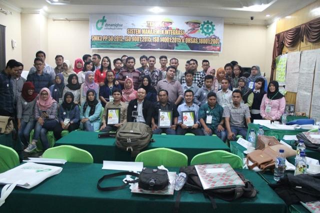106. Sistem Manajemen K3 SMK3 PP 50 2012 Medan