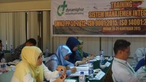 32. Training ISO 14001 Medan