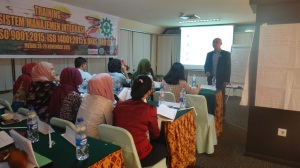 5. Training ISO 9001 Midiatama