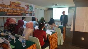 5. Training ISO 9001 Midiatama