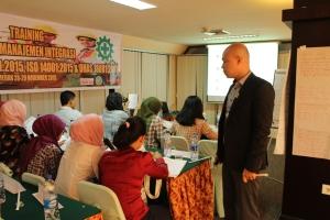 54. Training ISO 14001 Medan