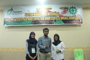 58. Sistem Manajemen K3 OHSAS 18001 Medan