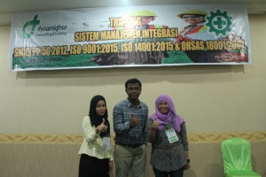59. Sistem Manajemen K3 OHSAS 18001 Medan