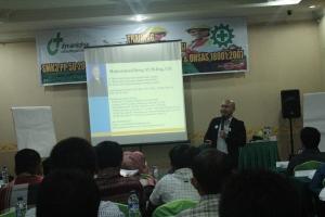 66. Sistem Manajemen K3 SMK3 PP 50 2012 Medan