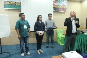 77. Sistem Manajemen K3 SMK3 PP 50 2012 Medan