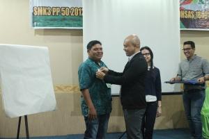 79. Sistem Manajemen K3 SMK3 PP 50 2012 Medan