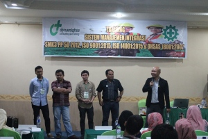 95. Sistem Manajemen K3 SMK3 PP 50 2012 Medan