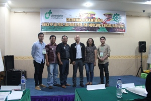 96. Sistem Manajemen K3 SMK3 PP 50 2012 Medan