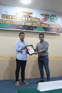 98. Sistem Manajemen K3 SMK3 PP 50 2012 Medan