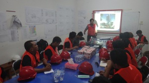 24. Ahli Muda K3 Konstruksi Kemnaker RI