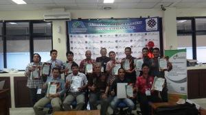 Pemberian Seifikat Dari PJK# Midiatama ( sertifikat sementara ), Menunggu sertifikat dri Kemnaker RI